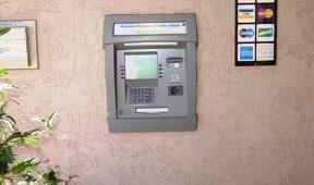 Before: Arizona Heritage Credit Union ATM.