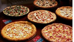 Domino's American Legends pizza feature 30 percent more cheese than its traditional pizzas.