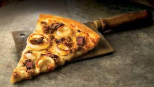 Pizza Ranch's new Bold & Beefy Steak and Onion Pizza.