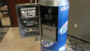Baker contacted several ATM distributors in his search for the machine that offered the fit and functionality he needed.