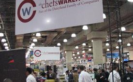 The 2009 International Restaurant & Foodservice Show of New York kicked off March 1 at the Jacob K. Javits Convention Center. By Sunday afternoon, the aisles were teeming with attendees looking for the best deals on products and equipment.