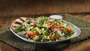This year, Daphne's also is adding a new line of salads to its menu. The first salad to be introduced is the California Greek Salad, which features avocados, corn, tomatoes and pine nuts.