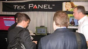 Hy-Tek is known for manufacturing its Tek Panel line of large LCD computers with built-in HDTV. With screen sizes up to 46 inches and built-in computers with Pentium processors, these digital displays are all-in-one solutions.