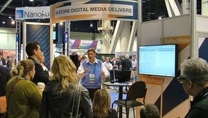 Reflect Systems showed off its new ReflectView 6 content management software.