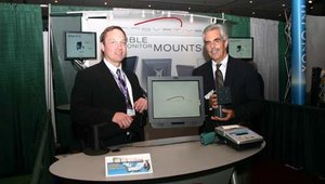 Innovative Office Products brought Joe Tosolt and Dan Meenan.