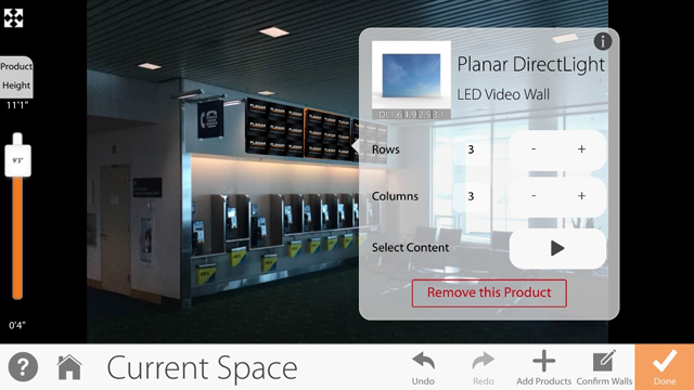Planar Launches 39 First Of Its Kind 39 Ar App To Visualize