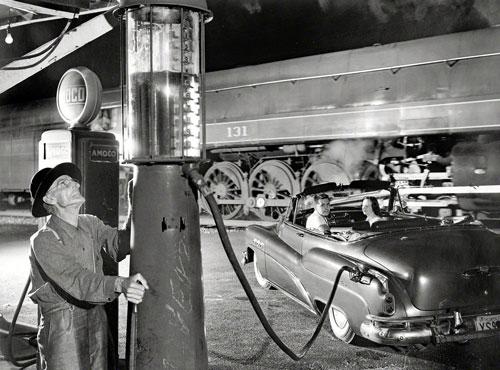vending route, fleet news, gas prices