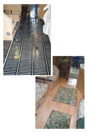 Radiant Floor Heating For Rvs And Travel Trailers Makes
