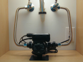 On demand pump