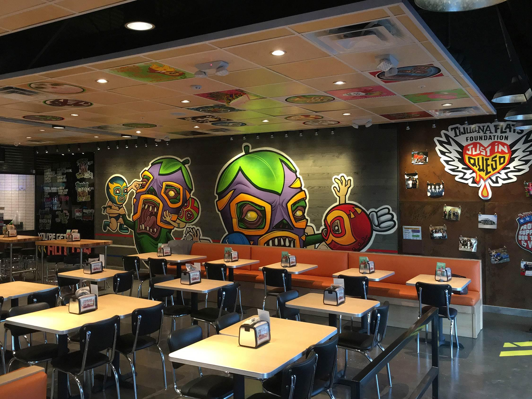 Tijuana Flats Gets Turnt Up Fastcasual