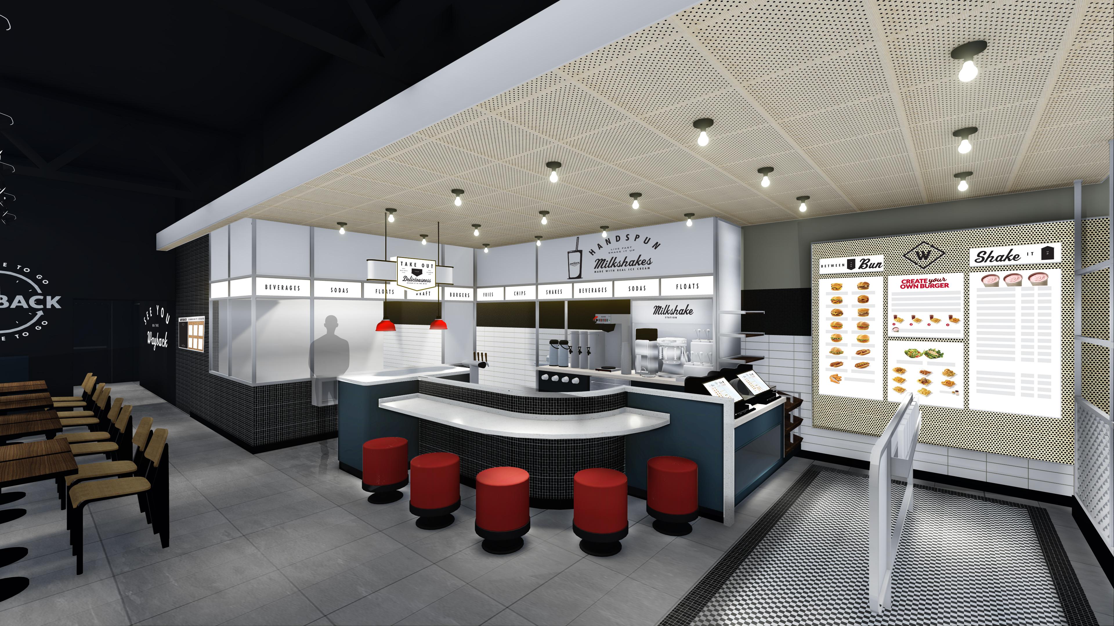 Logo Development E A Space Planning E A Graphic Communication Systems E A  Restaurant Strategy E A Interior And Exterior