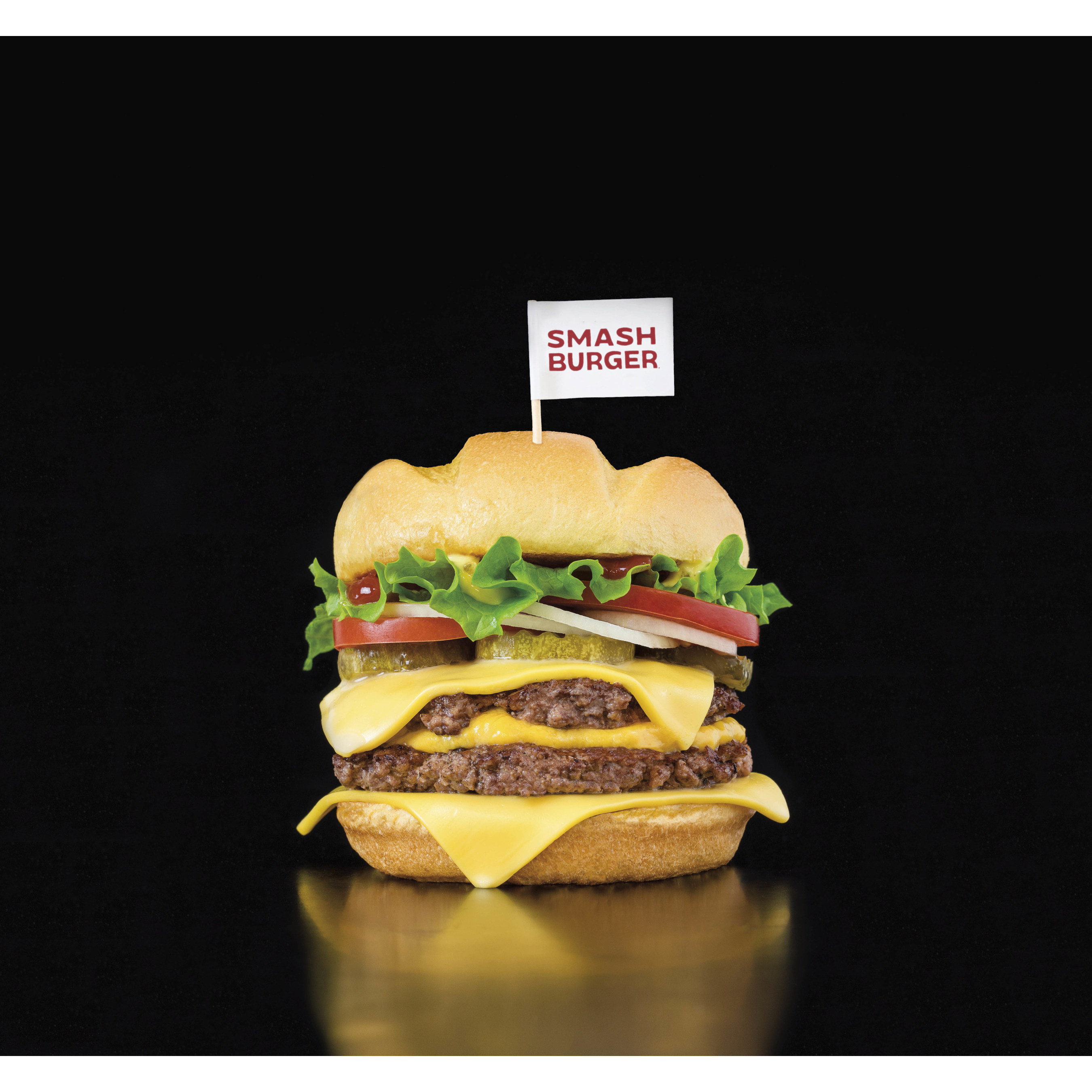smashburger serves up triple double burger fast casual