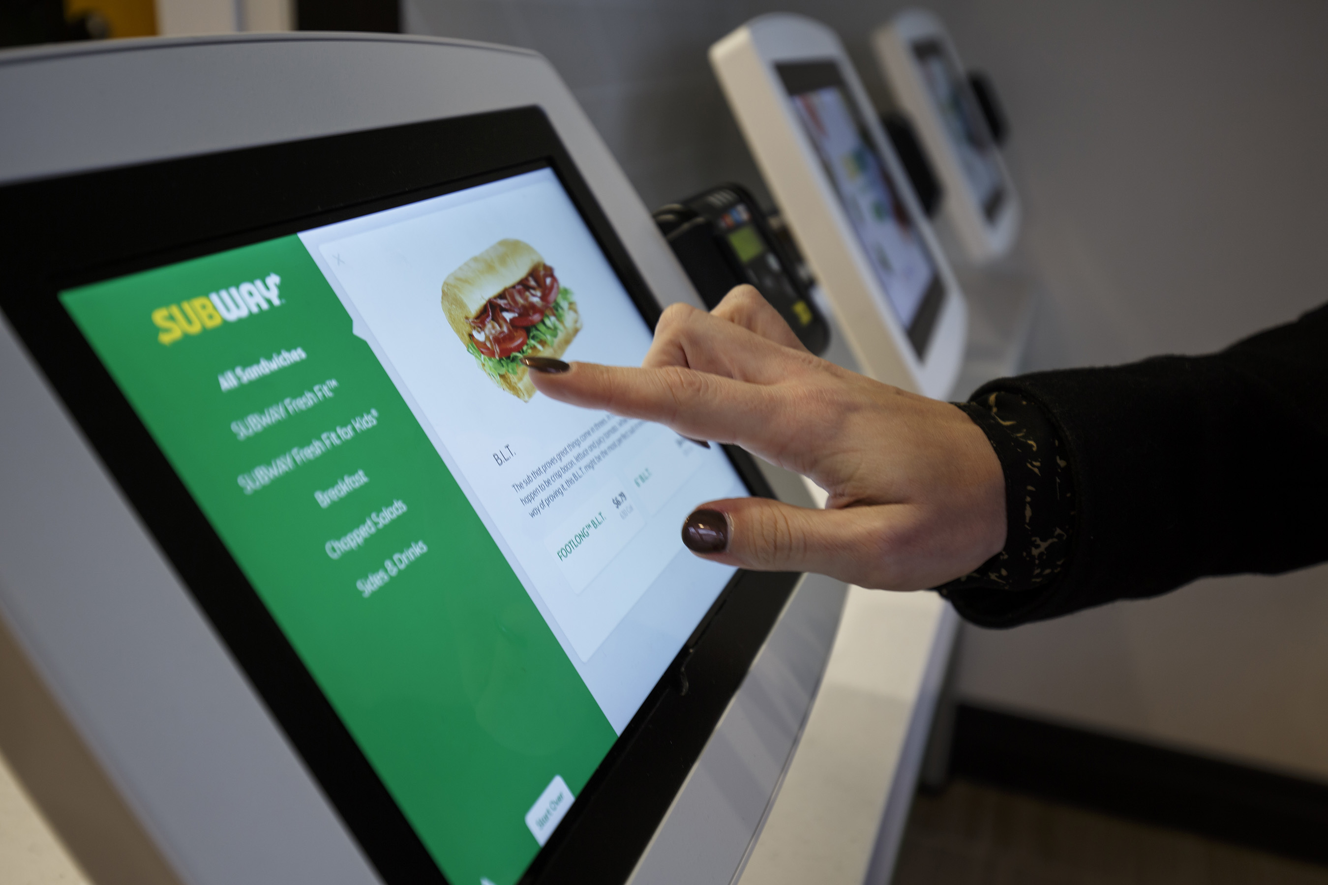 Subway Announces Self Order Kiosks In 12 Pilot Locations