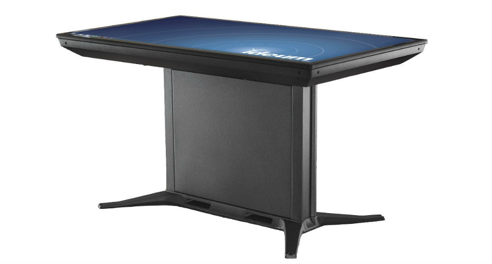 Ideum Readies Multitouch Coffee Table Kiosk Marketplace - Multitouch coffee table