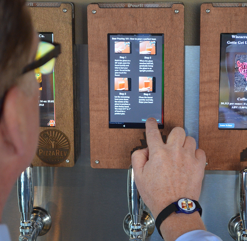 Self-pour beer: A tech worth tapping into? | Pizza Marketplace