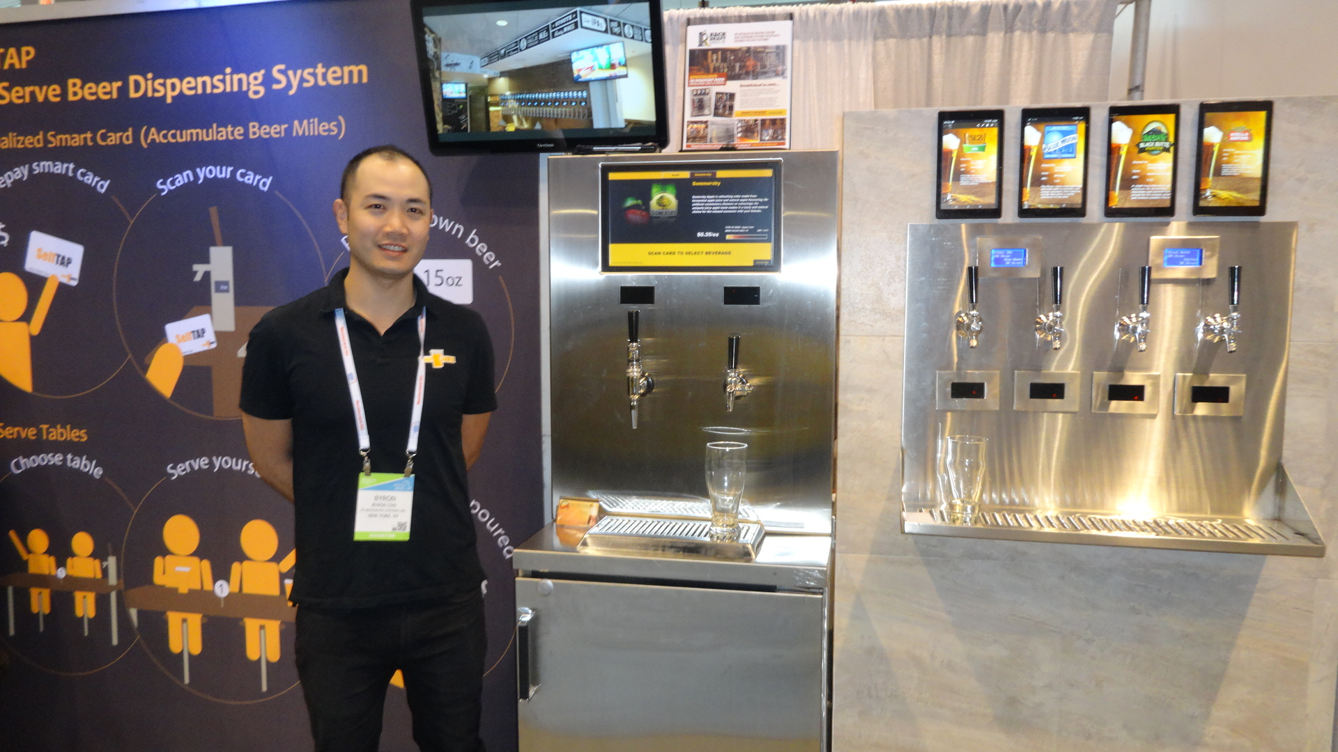 Self-order kiosks dominate NRA Show | FastCasual