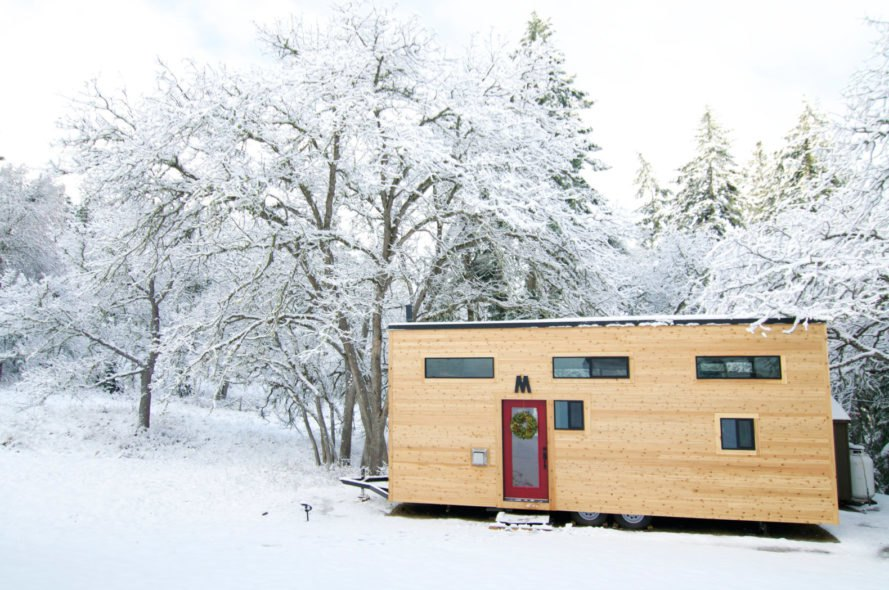 8 tiny homes built tough for off-grid living | Proud Green Home