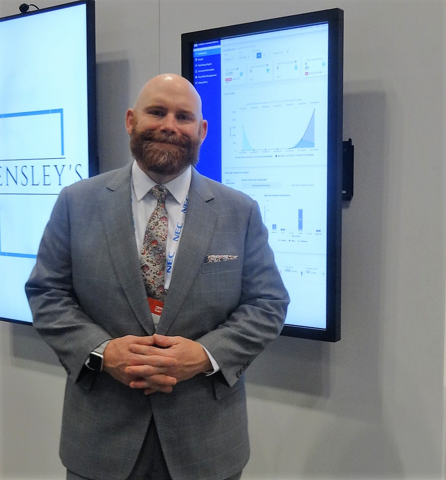 Interactive Kiosk Innovations Let Loose At Nrf Big Show