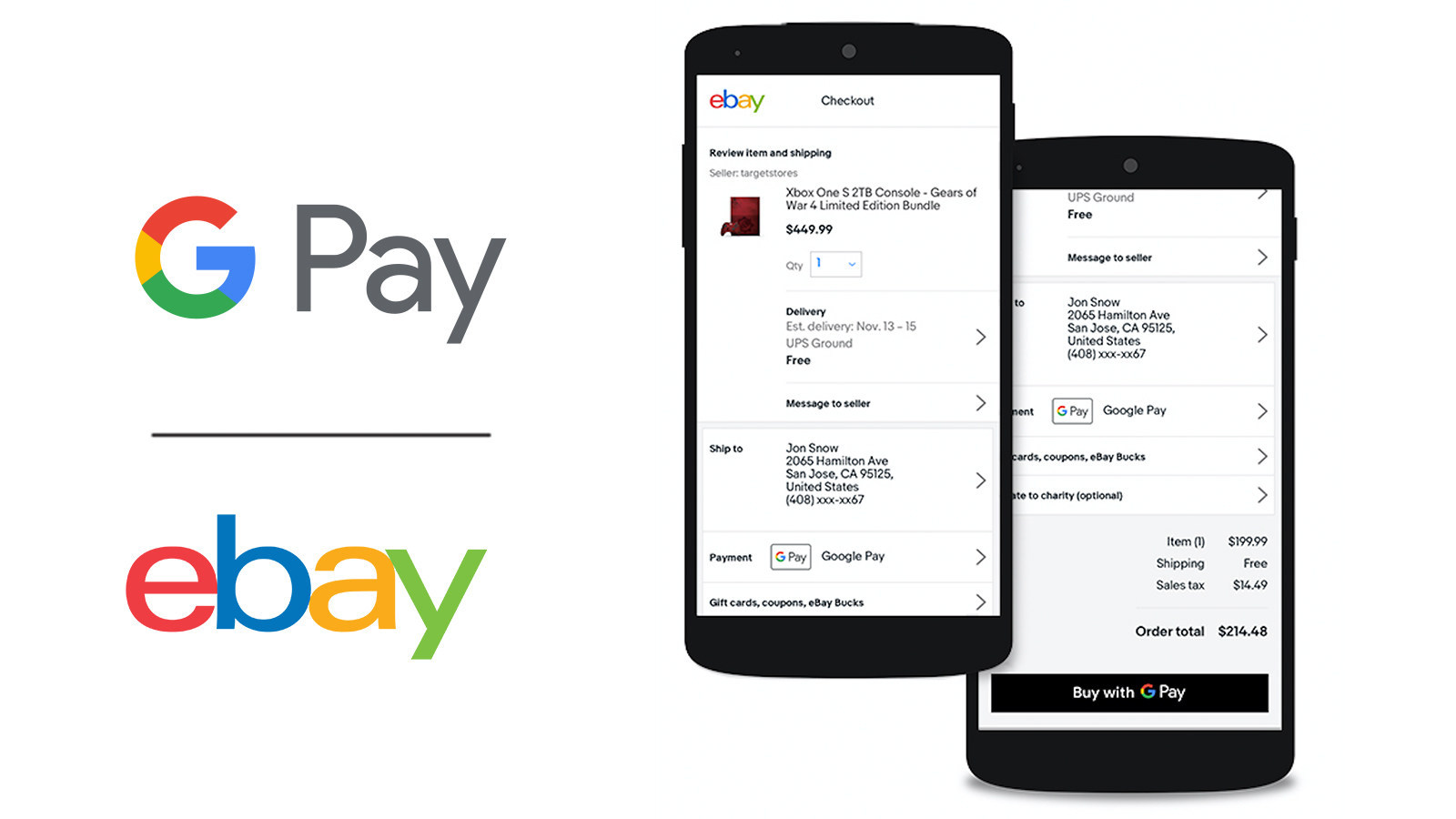 Google Pay becomes new payment option on eBay | Mobile Payments Today