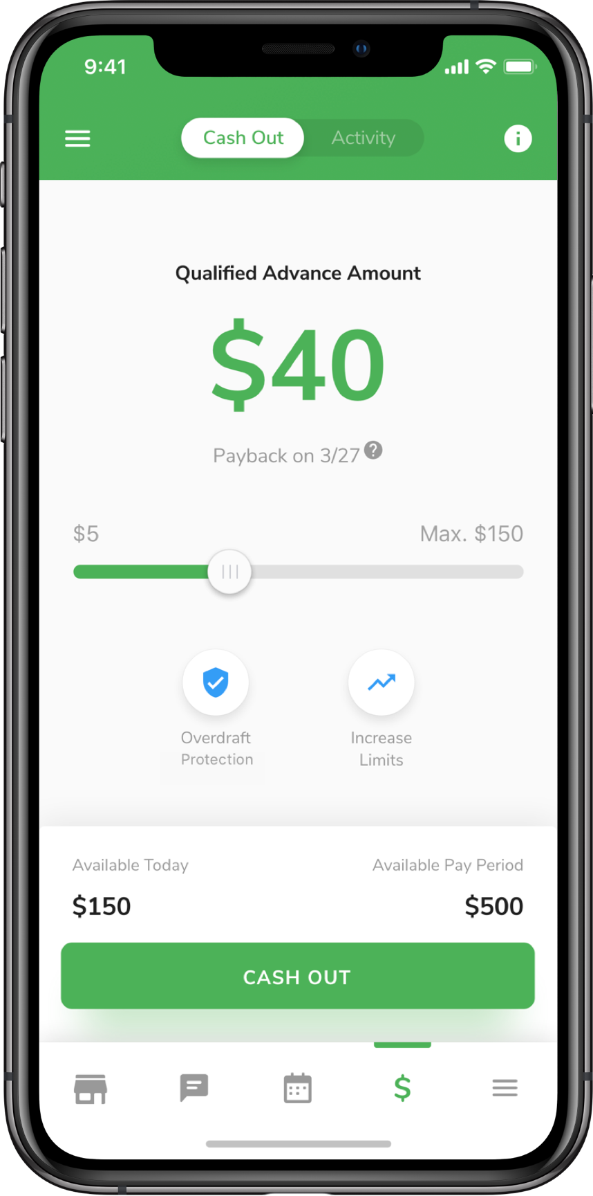 Branch rolls out nationwide pay access for hourly workers   Mobile