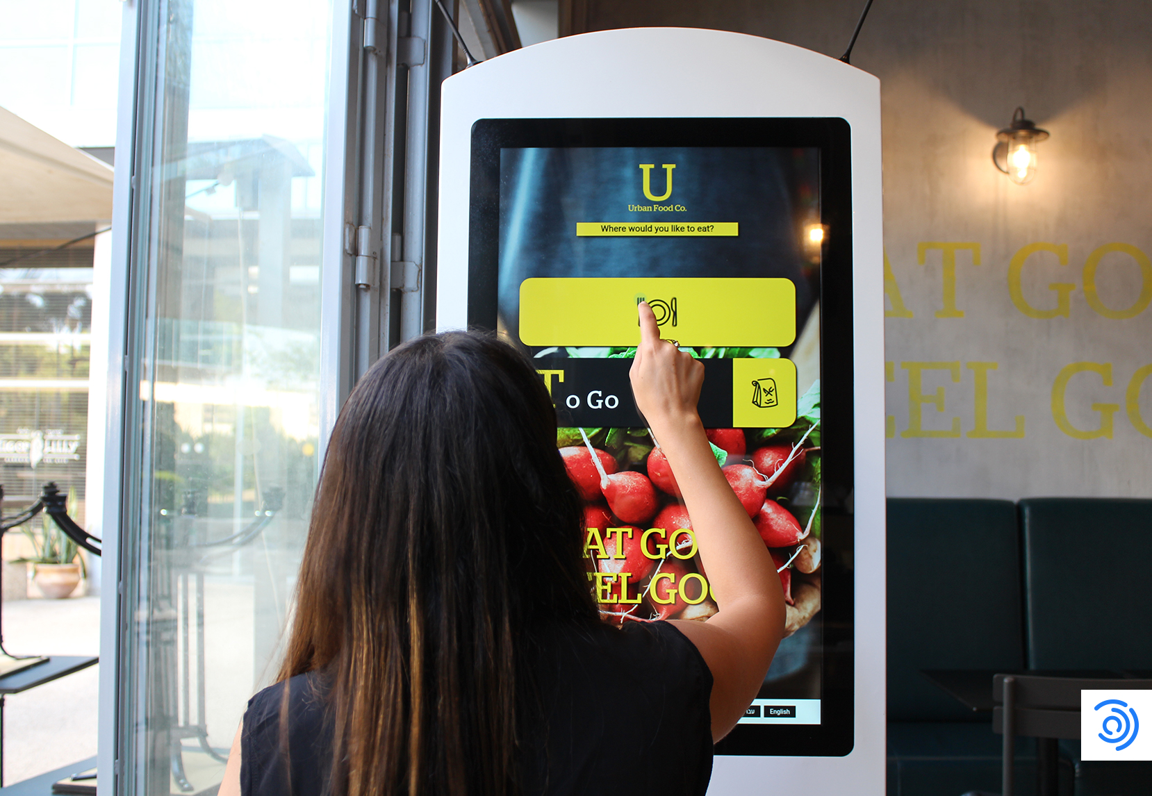 Tapit to unveil self-service kioks with mobile ordering app