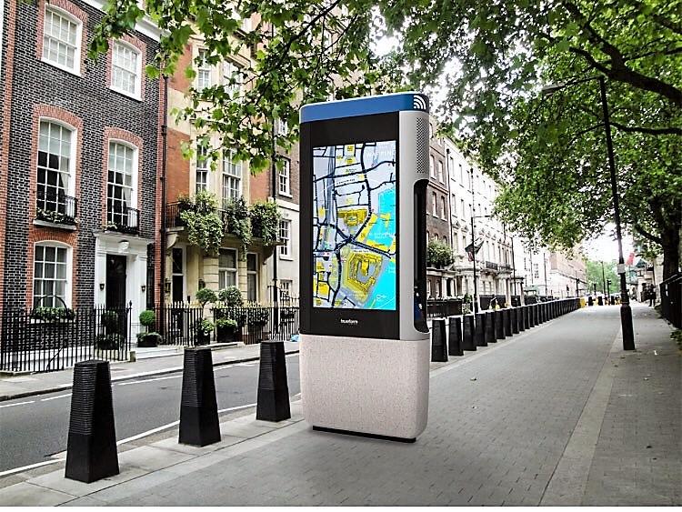 Trueform Digital introduces smart city kiosks | Kiosk