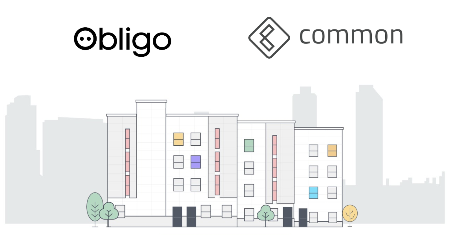 Obligo enters deal with real estate firm Common to bypass security