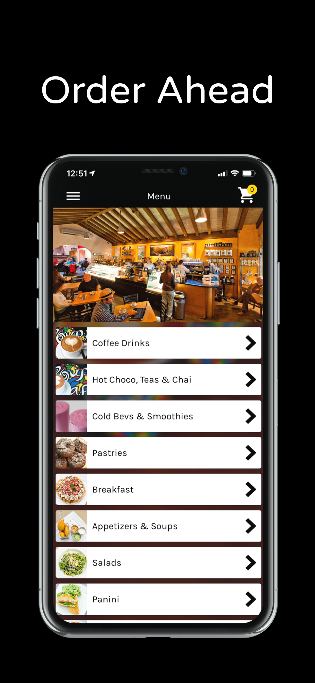 Coupa Cafe gets mobile ordering and delivery with NCR and