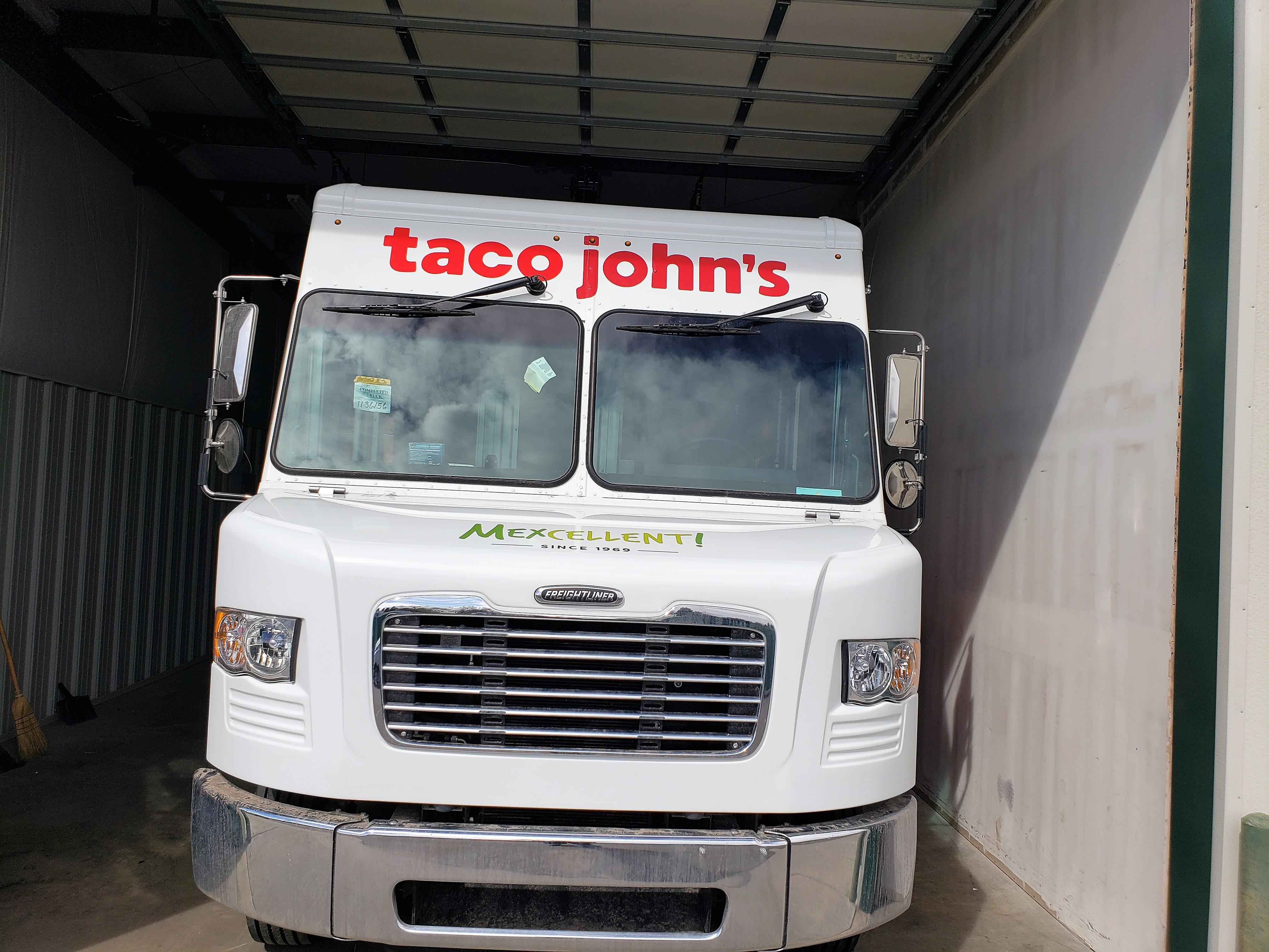 Taco John S Deploys Food Truck To Introduce New Look Food