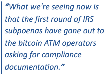 The Abcs Of Bitcoin Atm Regulation And Compliance In The Us Atm Marketplace
