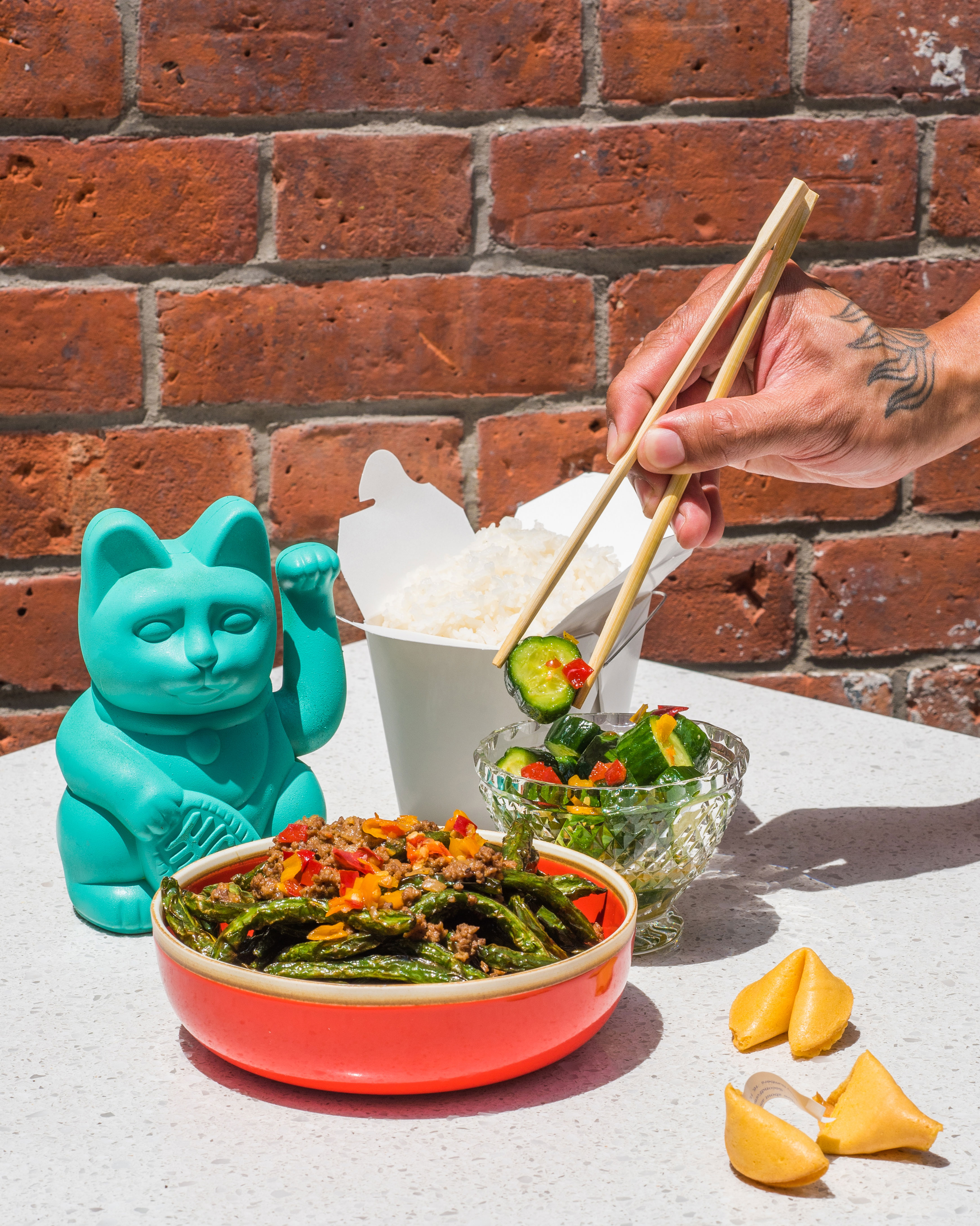 Junzi Kitchen Founders Opening Permanent Location Of Pop Up Concept Fast Casual