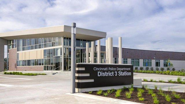 Cincinnati opens world's first LEED platinum, net zero police station