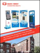 Hospital Kiosk Integrated into Modern Hospital Network