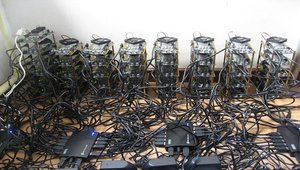 Virtual currency mining in review
