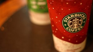 Starbucks: Getting rid of plastic in ways no other brand can