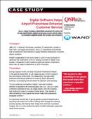 Digital Software Helps Airport Franchisee Enhance Customer Service