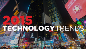 Looking at 4 tech trends for 2015