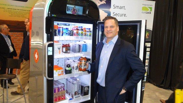 AI powers automated retail machine's interactivity