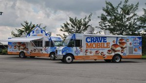 White Castle's 'Crave Mobiles' racking up more miles