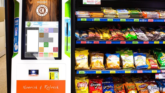 Micro markets: the self-service supermarket in the lobby