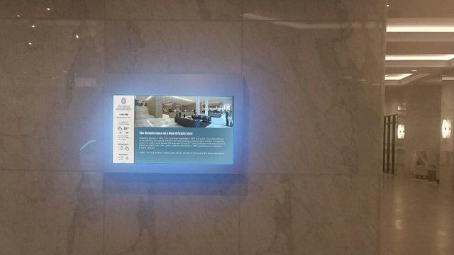 JANUS Displays Completes Digital Signage Installation at Jung Hotel & Residencies in New Orleans