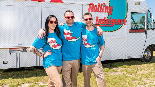 Food truck wannabes get a crash course on 'The Great Food Truck Race