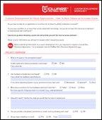 Custom Development for Kiosk Applications - Questionnaire