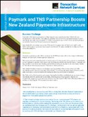 Case Study: Paymark Partners with TNS to Reinforce EFTPOS Services | Wireless | IP POS | Dial | Mobile