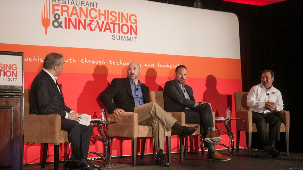 panel puts franchise marketing under the microscope