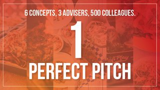 6 emerging fast casuals will battle to win the Perfect Pitch