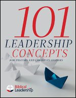 Free Ebook: 101 Tips for Pastors and Christian Leaders