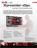 Xpresenter vClips: Interactive HD Video Kiosk