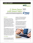 C-Store Saves with Smart Safes