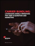 Carrier bundling for user acquisition and marketing